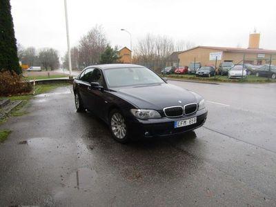 begagnad BMW 740L I