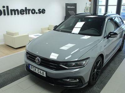 begagnad VW Passat Variant GTS TDI 240 DSG 4M R-Edition