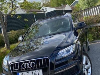 begagnad Audi Q7 3.0 TDI V6 quattro S-Line
