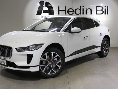 begagnad Jaguar I-Pace AWD SWB S 320PS 2020, SUV 799 000 kr