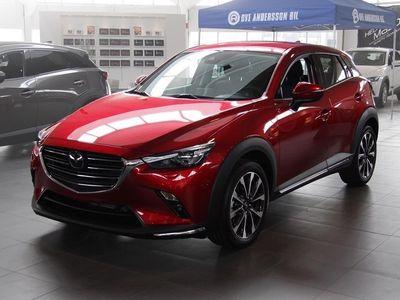 brugt Mazda CX-3 2.0 Optimum Automat (121hk)