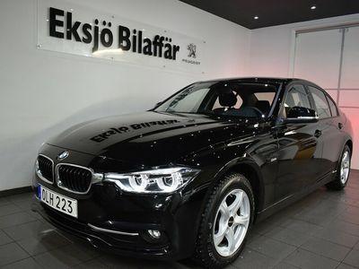 begagnad BMW 320 d Sedan Steptronic Sport line Euro 6 190hk Business
