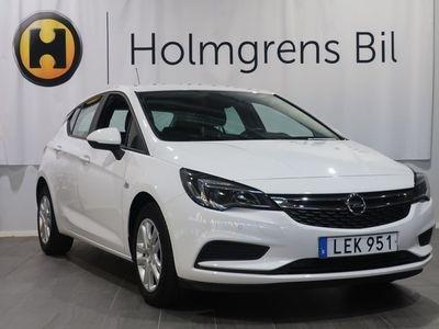 begagnad Opel Astra 0 Turbo 105 Hk Ecotec 5 Dörr -16
