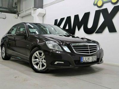 begagnad Mercedes E350 CDI | Navi | Backkamera | M-Värmare