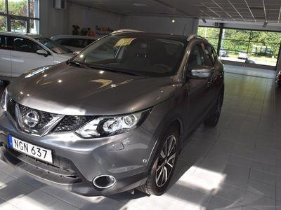 begagnad Nissan Qashqai 1.2 DIG-T Euro 6 115hk -16