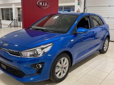 begagnad Kia Rio 1.0 T 100HK AUT Advance *lagerbil*