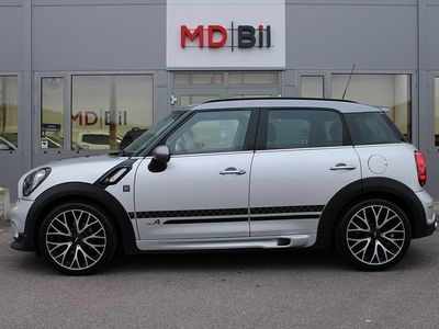 begagnad Mini Cooper SD Countryman ALL4 Kings Cross