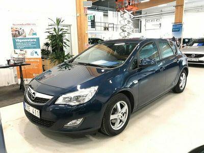 begagnad Opel Astra 1.4 Turbo 140hk (1.70% Ränta)