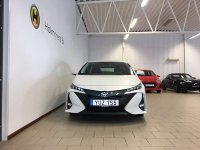 begagnad Toyota Prius Plug-in Hybrid Plug-in Executive