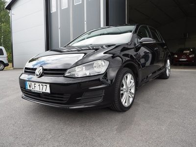 begagnad VW Golf 1.2 TSI BlueMotion Comfort 105hk