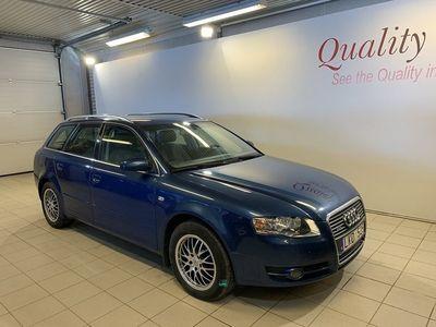 begagnad Audi A4 AVANT 2.0 TDI quattro 140hk