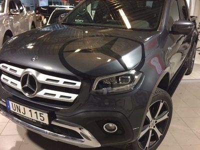 begagnad Mercedes 350 X BenzX D POWER EDITION 4MATIC 2018, Transportbil 481 125 kr