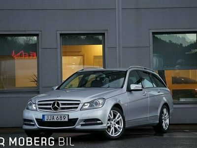 begagnad Mercedes C220 CDI 170hk 4MATIC Avantgarde