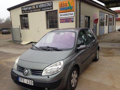 begagnad Renault Scénic 1.6 112hk Ny Besiktigad (U.A)