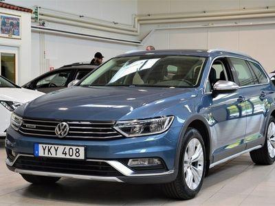begagnad VW Passat Alltrack 2.0 TDI 190hk 4Motion
