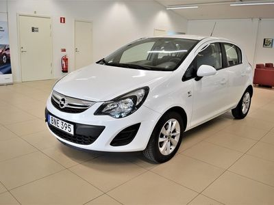 begagnad Opel Corsa 1.2 85hk Active 1Ägare Värmare SVs -14
