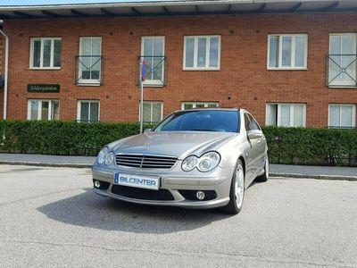 begagnad Mercedes C55 AMG AMG 367Hk Sv-Såld SE SPEC   Fint Exemplar