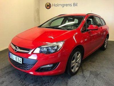 begagnad Opel Astra 1.6 (115hk) Sports Tourer Enjoy