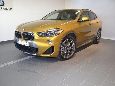 brugt BMW X2 20d xDrive M sport Head-Up Drag 2018, SUV 419 000 kr