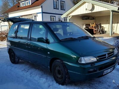 begagnad Citroën Evasion
