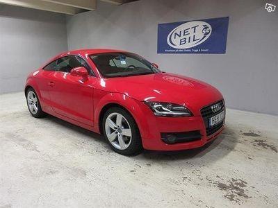 gebraucht Audi TT 2.0 TFSI Coupé 200hk