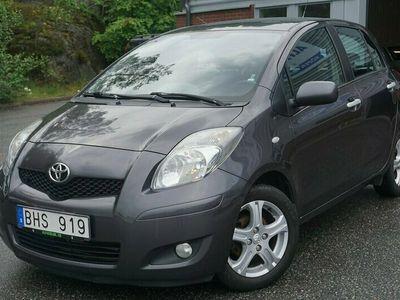 begagnad Toyota Yaris 5-dörrar 1.33 Dual VVT-i 101hk nybesiktigad