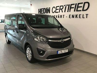 begagnad Opel Vivaro Kombi 1.6 CDTI BIturbo Manuell, 125hk