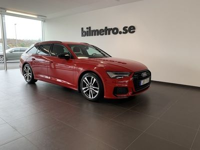 begagnad Audi A6 Avant AV 50 TDI 286HK QU SPORT