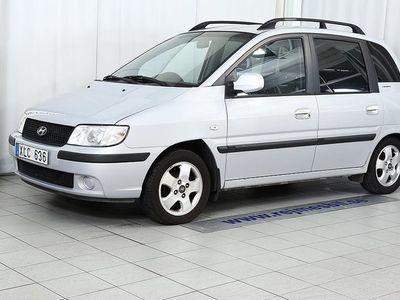 begagnad Hyundai Matrix Matrix1.8 122hk