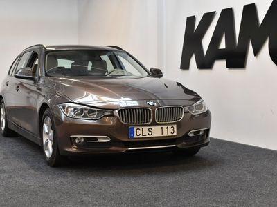 begagnad BMW 320 D Touring Modern Line AUT Drag, H/K