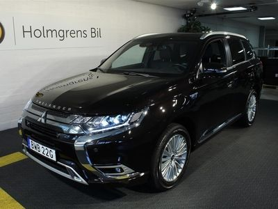 begagnad Mitsubishi Outlander P-HEV 2.4 Laddhybrid 4WD Business X