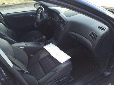 begagnad Volvo S60 D5 185 HK MOMENTUM -06