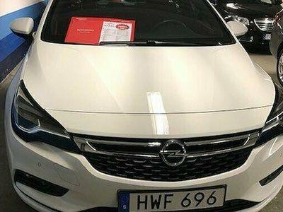 begagnad Opel Astra 4 turbo 5 dörras Dynamic 2018, Halvkombi 149 900 kr
