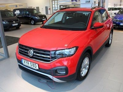begagnad VW T-Cross - 1.0 TSI 95 hk BlueMotion E -19