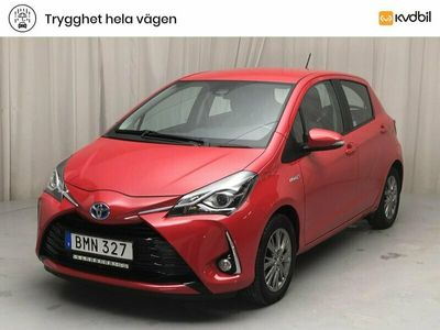 begagnad Toyota Yaris Hybrid 1.5 5dr (101hk)