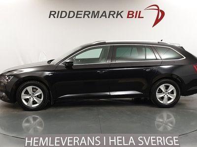 begagnad Skoda Superb 2.0 190hk 4x4 L&K-Edition Nyservad D.Värm Navi