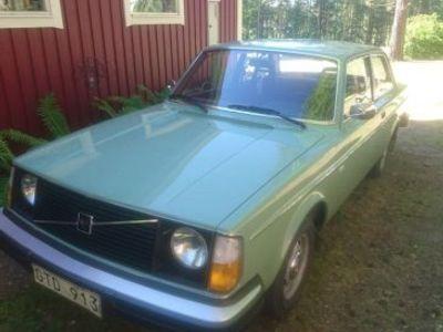 used Volvo 240 -75