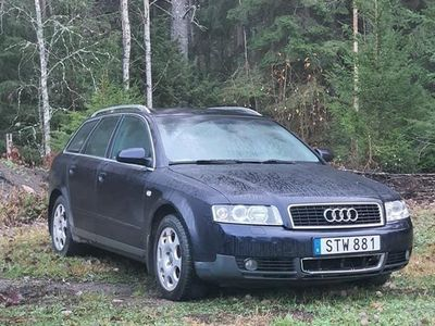 begagnad Audi A4 Avant 3.0 V6 quattro
