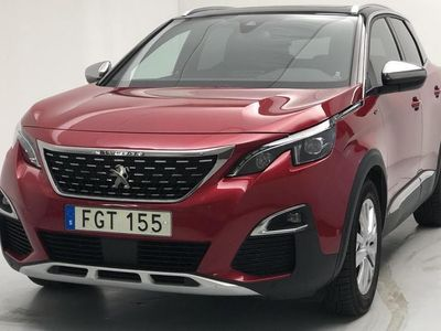 begagnad Peugeot 3008 2.0 BlueHDi