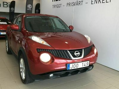 begagnad Nissan Juke 1.5 dCi Manuell, 110hk