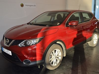used Nissan Qashqai 1.2 Safety Pack Connect (115hk)