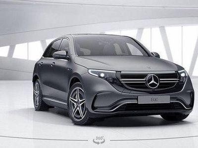begagnad Mercedes EQC 400 4MATIC -20
