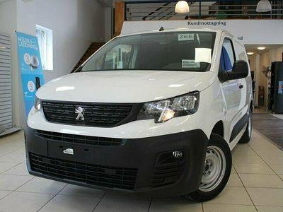 begagnad Peugeot Partner 1.5 BlueHDi DRag D-Värmare 102hk