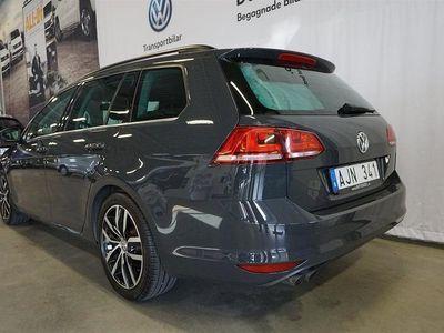 begagnad VW Golf SC 2,0 TDI 150 4M GT