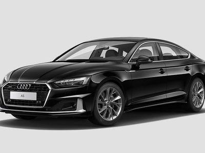 begagnad Audi A5 TDI 190hk *FACELIFT* 2020