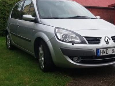 used Renault Mégane Scenic 1,9 dCi -09