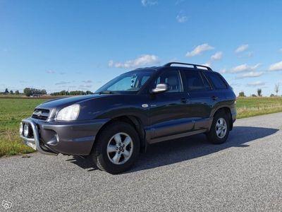 begagnad Hyundai Santa Fe 2.7 -06