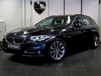 begagnad BMW 520 d xDrive Touring NYSKICK FRI SERVICE EU6