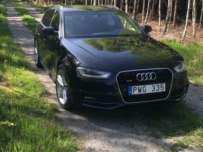 begagnad Audi A4 14500 mil