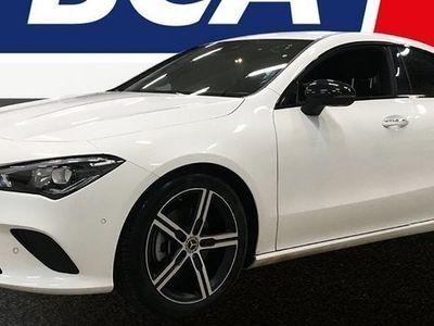 begagnad Mercedes CLA200 Premium 163hk Aut Navi Widescreen